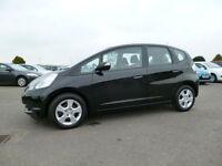 Honda Jazz ES (black) 2011-02-15