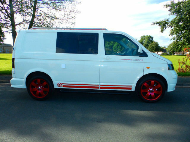 2007 57'reg VW T5 Transporter 1.9 TDi Campervan**New Full Side Conversion**