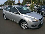2010 Ford Focus LV TDCi PwrShift Silver 6 Speed Sports Automatic Dual Clutch Hatchback Bunbury Bunbury Area Preview