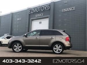 2012 Ford Edge Limited AWD 1 OWNER NO ACCIDENTS $178 BWK
