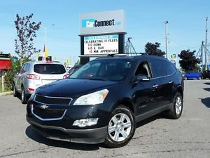 2009 Chevrolet Traverse 2LT AWD ONLY $19 DOWN $90/WKLY!!