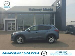 2014 Mazda CX-5 GX All-wheel Drive Sport Utility NO PST SAVE SAV