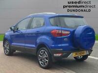 2015 Ford Ecosport 1.0 Ecoboost Titanium 5Dr Hatchback Petrol Manual