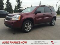 2008 Chevrolet Equinox NO PAYSTUB REQUIRED WE FINANCE ALL !!