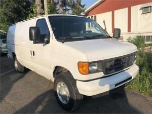 2007 Ford Fourgon Econoline Commercial