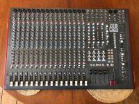Allen & Heath ZED-R16 16 Channel FireWire Recording Mixer