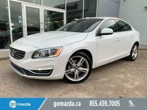 2016 Volvo S60 T5 SE PREMIER AWD LEATHER SUNROOF VERY NICE