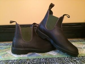 New Blundstone boots