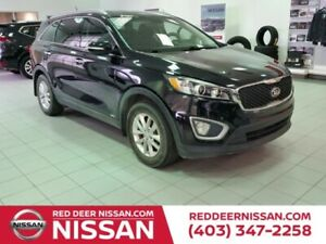 2016 Kia Sorento 3.3L LX+ |HEATED SEATS | CLOTH | AWD | POWER SE
