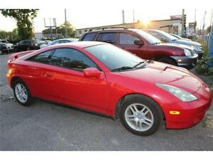 2000 Toyota Celica GT,GOOD CONDITIONSAM,AUTOMATICC