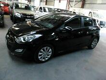 2012 Hyundai i30 GD Active Black 6 Speed Sports Automatic Hatchback Molendinar Gold Coast City Preview