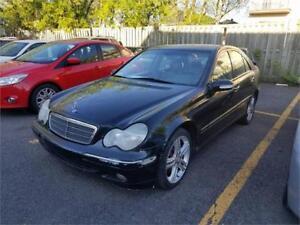2003 Mercedes-Benz C-Class 3.2L CUIR TOIT MAGS