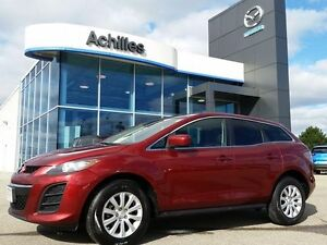 2010 Mazda CX-7 GX, Alloys, One Owner,