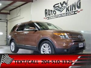 2011 Ford Explorer Limited / All Wheel / Loaded / Financing