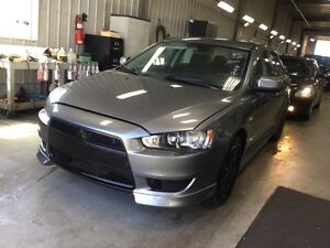 2014 Mitsubishi Lancer SE *Hard to find 4x4