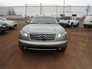 2007 INFINITI FX35-AWD-SUNROOF-LEATHER-REMOTE START-CLEAN CARFAX