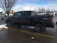 *** No GST or FEES*** 2013 Ford F-150 SuperCrew FX4 LOADED ***