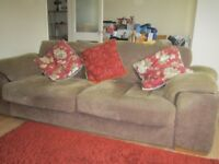4 Seater Sofa, good condition.