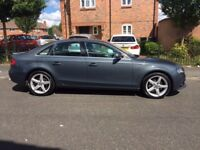 AUDI A4 2.0 TDI SE 2008, 103000 MILES, MOT:MARCH 2018, 1 OWNER SERVICE HISTORY