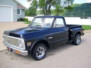 Wanted 1967 to 1972 Chevrolet or GMC Pickup truck