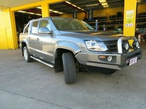 2013 Volkswagen Amarok 2H MY13 TDI420 4Motion Perm Highline Titanium 8 Speed Automatic Utility Kippa-ring Redcliffe Area Preview