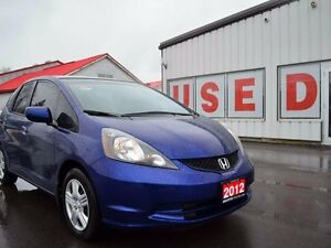 2012 Honda Fit LX 4dr Hatchback