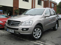 Mercedes-Benz M-Class by BJH Motors & Sons, Worcester, Worcestershire