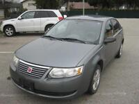 2006 Saturn ION 155000km! BEST DEAL!