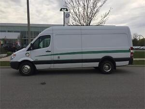 2011 Sprinter 3500,Dual Axle, High Roof, Extra Long, Warranty
