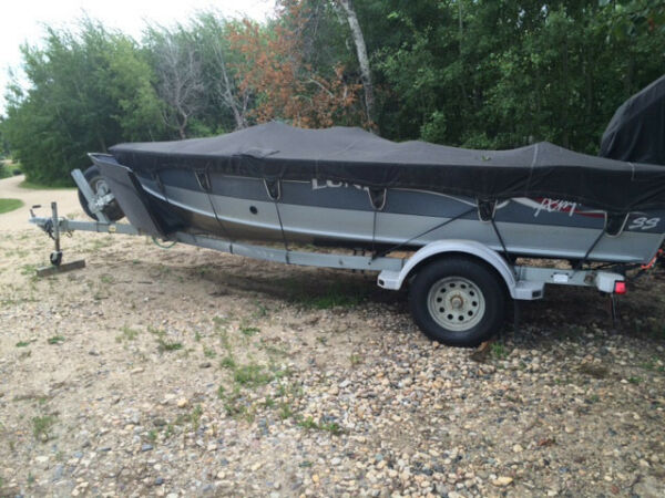 Used 1999 Lund Boat Co 1700 Angler