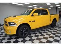 2016 RAM 1500 Sport SPORT CREW 4X4- NAV*BACKUP CAMERA*SUNROOF