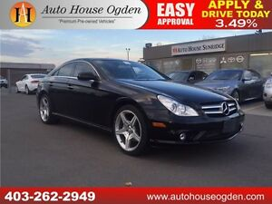 2010 Mercedes-Benz CLS550 navi leather roof