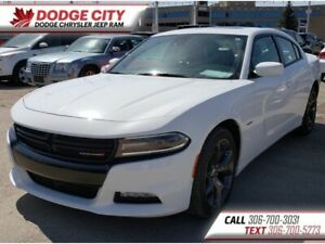 2017 Dodge Charger R/T RWD | Hemi V8, Htd.Leather, Rem.Start