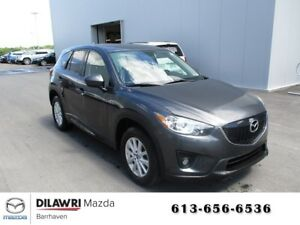 2014 Mazda CX-5 GS 1 OWNER **MOST SELLING TRIM**