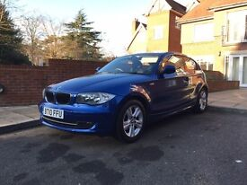 2010 BMW 116i SE Full BMW Service History Lady Doctor Owner Only 49000 miles! REDUCED
