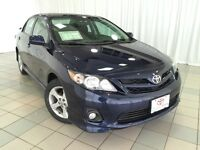 2011 Toyota Corolla 4dr Sdn Man S City of Toronto Toronto (GTA) Preview