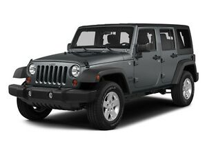 2015 Jeep Wrangler Unlimited - Sport - 4WD - Automatic