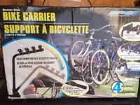Bike carrier for RV or any vehicle with hitch