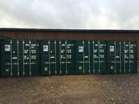 Manor Farm Self Storage - 20ft Storage Container to Rent