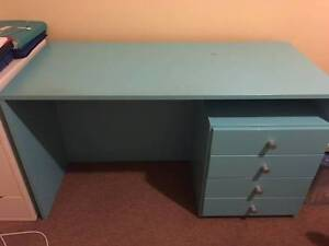 Desk with 4 draws Randwick Eastern Suburbs Preview