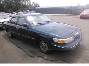 Grand Marquis, brand new tires. 170,000 kms