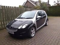 Smart Forfour 1.3 Manual Passion Top Of The Range, Just Passed MOT No Advisories, Reduced From £1700