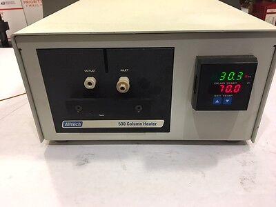Alltech Hplc Column Heater - Model 530