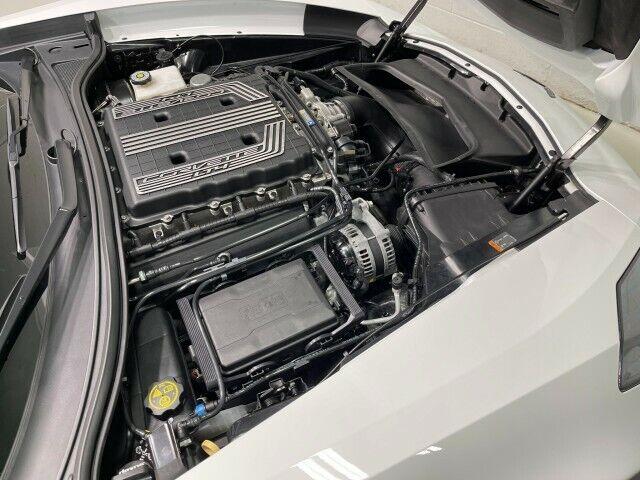 2017 White Chevrolet Corvette Z06 2LZ | C7 Corvette Photo 4