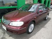 2003 Nissan Pulsar N16 MY03 ST Maroon 5 Speed Manual Sedan Nailsworth Prospect Area Preview