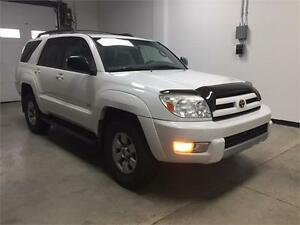 2004 Toyota 4 Runner,2way remote start, no accident,V.Good Cond.
