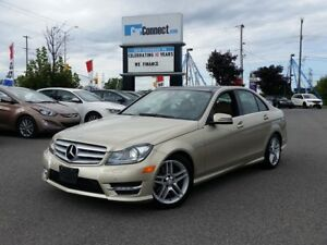 2012 Mercedes-Benz C-Class C 300 4-MATIC ONLY $19 DOWN $84/WKLY!