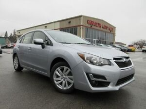 2016 Subaru Impreza TOURING AWD, HTD. SEATS, ALLOYS, BT, 16K!