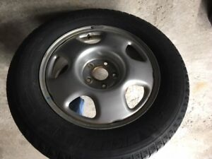 2015 CRV Winter tires and Rims