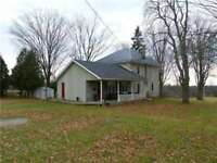 Farm with 2 Story Detached Home For Sale
